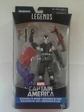 Marvel Legends NEW - DEMOLITION MAN - Red Skull Onslaught BAF Series Left Leg