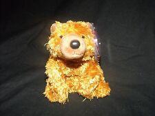 Sequoia Beanie Bear - 2001- Mwmt- Pretty Brown Fur - Adorable - W/Tag Protector