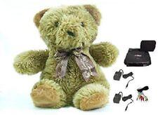 NEW Teddy Bear Nanny Cam Spy Camera Watch Video Motion Audio RF LINK