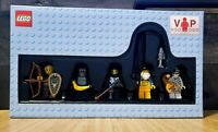 LEGO VIP Top 5 minifigures set 850458 2012