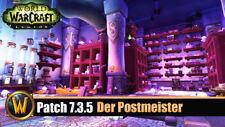 World of Warcraft Erfolg Eilsendung - WoW Titel: Postmeister Questline