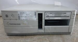 Gateway 2000 Baby AT P5-60 Desktop PC 1*Intel Pentium II 266MHz 32MB SEE NOTES