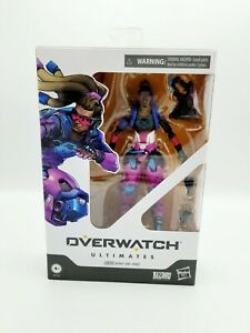 Blizzard Overwatch Ultimates LUCIO BITRATE Convention Exclusive Toy Gift New