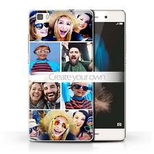Create Your Own Custom Design Photo Personalised Case for Huawei P8 Lite