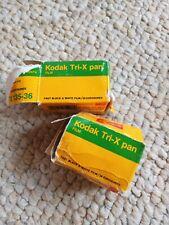 Kodak Tri-X pan TX 135-36 2 rolls