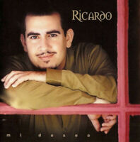 Mi Deseo  Ricardo Rodriguez -  new factory sealed cd