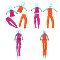 1set doll clothes accessories Sport set for children best birthday gift Px