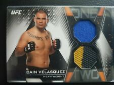 Topps ufc 2019 Knockout Cain Velasquez Combo Relic Numbered/75