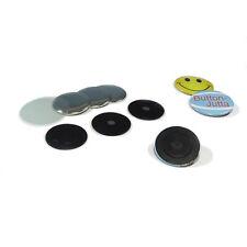 100 Stück 50mm Buttonrohlinge mit Magnetrückseiten - für 50mm Buttons