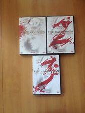 THE HAKKENDEN DIE LEGENDE der HUNDE KRIEGER DVD 1-3