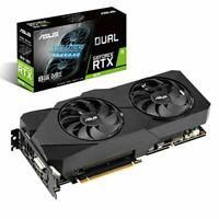ASUS Dual NVIDIA GeForce RTX 2070 EVO V2 OC edition gaming graphics card