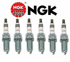 6 x NGK Iridium IX Spark Plugs Set for Hyundai - Kia - Nissan   Power & Mileage!