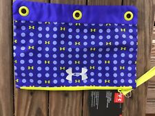 Under Armour Purple Pencil Case Girl's. Unisex UA Armor