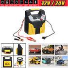 360w 12v24v Car Battery Charger Intelligent Pulse Repair Jump Starter Booster