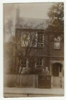 Social History No.34 Pinner Road Harrow Middlesex 1928 RP Postcard 327c