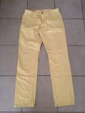 DOCKERS    Casual Cotton Pants   Yellow     Size 33