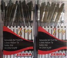 30 X Z-Grip Stylo à bille rétractable stylo-NEUF et scellé