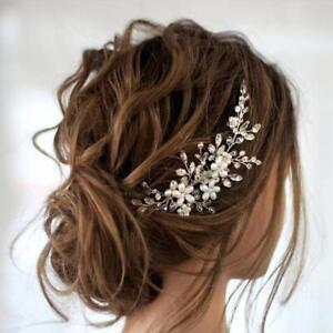 Jakawin Bride Wedding Hair Comb Flower Girls Bridal Accessories Hair...