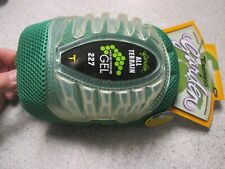 Tommyco GAR227 Honeycomb Gel All Terrain Knee Pads Green New 227 tommy co