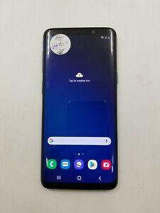 Samsung Galaxy S9 G960U AT&T 64gb Check IMEI Fair Condition IG-623