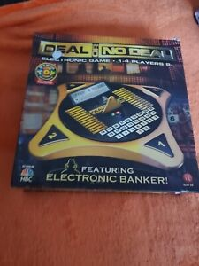 Deal or No Deal Electronic Game 2006 WORKING