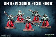 Games Workshop W40k ADEPTUS MECHANICUS ELECTRO-PRIESTS