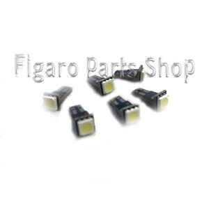 Nissan Figaro Dashboard Bulb Set – LED Upgrade