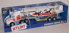 NYLINT Ford Coastal Caribbean Cruiser Seaplane Semi Truck Hauler 1999 Vintage