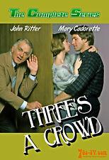 Rare John Ritter Three's a Crowd Series 3 disc set