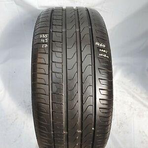 235 45 R 17 x1 Pirelli 97W Part Worn Used Tyre 23545R17 x1  6.5-7mm