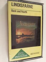 Lindisfarne : Back and Forth : Vintage Tape Cassette Album From 1978