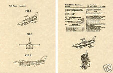 Transformers SKYDIVE US Patent Art Print READY TO FRAME 1988 Autobot G1 16 Plane