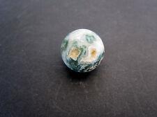 Ocean Jasper Marble Sphere Orb 23mm B009-76 Tumbled Stone Healing Crystal