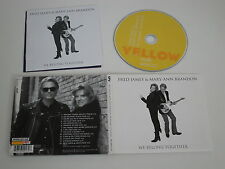 FRED JAMES & MARY-ANN BRANDON/WE BELONG TOGETHER(YELLOW SPV 309172 CD) CD ALBUM