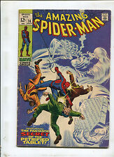 THE AMAZING SPIDER-MAN #74 (4.0) IF THIS BE BEDLAM! 1969