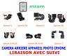 MODULE CAMERA ARRIERE APPAREIL PHOTO POUR IPHONE 5 5S 6/6Plus 6S/6SPlus 7