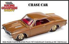 Racing Champions CHASE CAR '67 Chevy Chevelle SS 1:64th Scale Car By Auto World