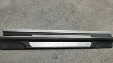BMW E46 Pair of KICK PLATES, SILL STRIPS COVER