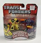 Hasbro Transformers Universe Robot Heroes Gen. 1 Sunstreaker & Galvatron MOC