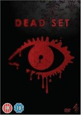 Dead Set DVD Movie Jaime Winstone Andy Nyman Original UK Release New Sealed R2