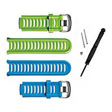 Garmin Replacement Watch Band Kit for Forerunner 910XT Green & Blue Bands 2 sets
