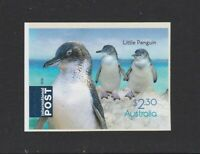 AUSTRALIA 2019 - FLIGHTLESS BIRDS $2.30 Self Adhesive P&S Penguin Stamp  MNH