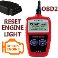 For Ford Fiesta Car Diagnostic PRO ENGINE Scanner Code Reader Fault Tool OBD2