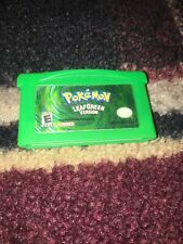 Pokemon: Leaf Green Version (Game Boy Advance, 2004)LOOSE CART ONLY AUTHENTIC