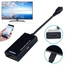 Micro USB to HDMI Cable Adapter HDTV For Samsung Galaxy Tab Huawei ZTE Xiaomi