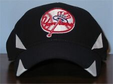 Nike MLB New York Yankees Fitted Baseball Cap TC Deuce Hat M/L Dark with White