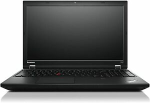 "Lenovo Thinkpad L540 Laptop 15.6"" core i3 4100 8GB RAM 128GB SSD WINDOWS10 PRO"