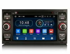 "AUTORADIO 7"" Android 9.0 GPS Navigatore FORD C/S-Max Galaxy Kuga Focus Fiesta"