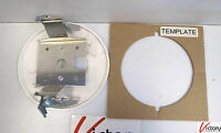 New Flush Mount Adapter Kit for ZC Series Dome Camera, ZC-FM2