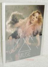 Jolin Tsai MUSE Of Love Taiwan Ltd CD +36P Photobook